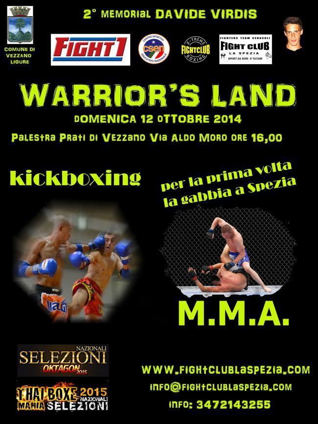 Warrior's Land 2014