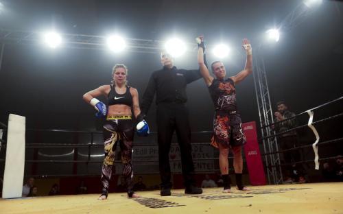 Veronica Vernocchi vince il titolo mondiale WKU