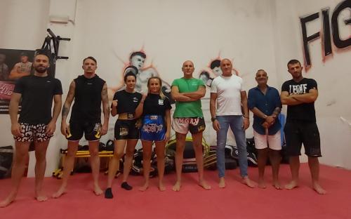 Insegnanti Fight Club