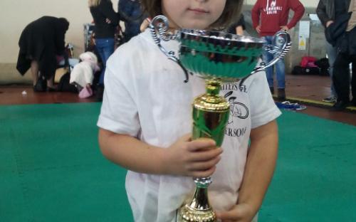 Francesca 5 anni