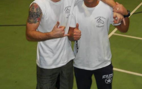 Diego campione regionale kick -70 Kg