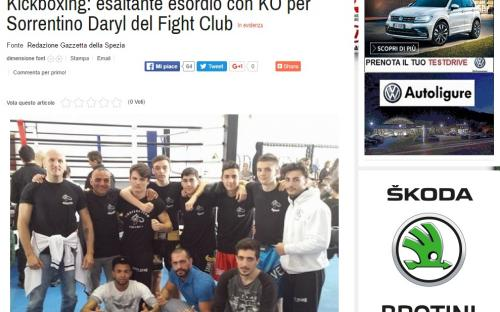 Daryl vince a Parma