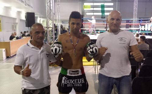 Muay Thai Time Cogoleto giugno 2015
