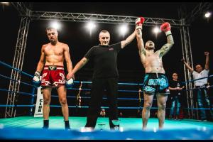 Riccardo Cerretti vince Warrior's Land GALA PRO 2018